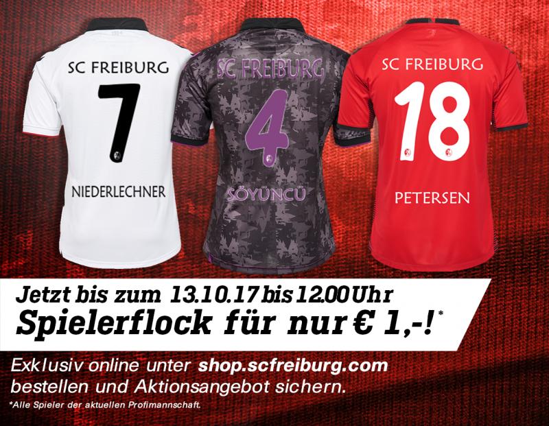 860d1bc24b11 Offizieller SC Freiburg-Fanshop  Fanartikel online bestellen