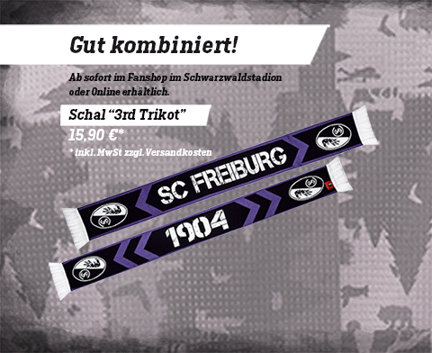 Offizieller SC Freiburg Fanshop: Fanartikel online bestellen