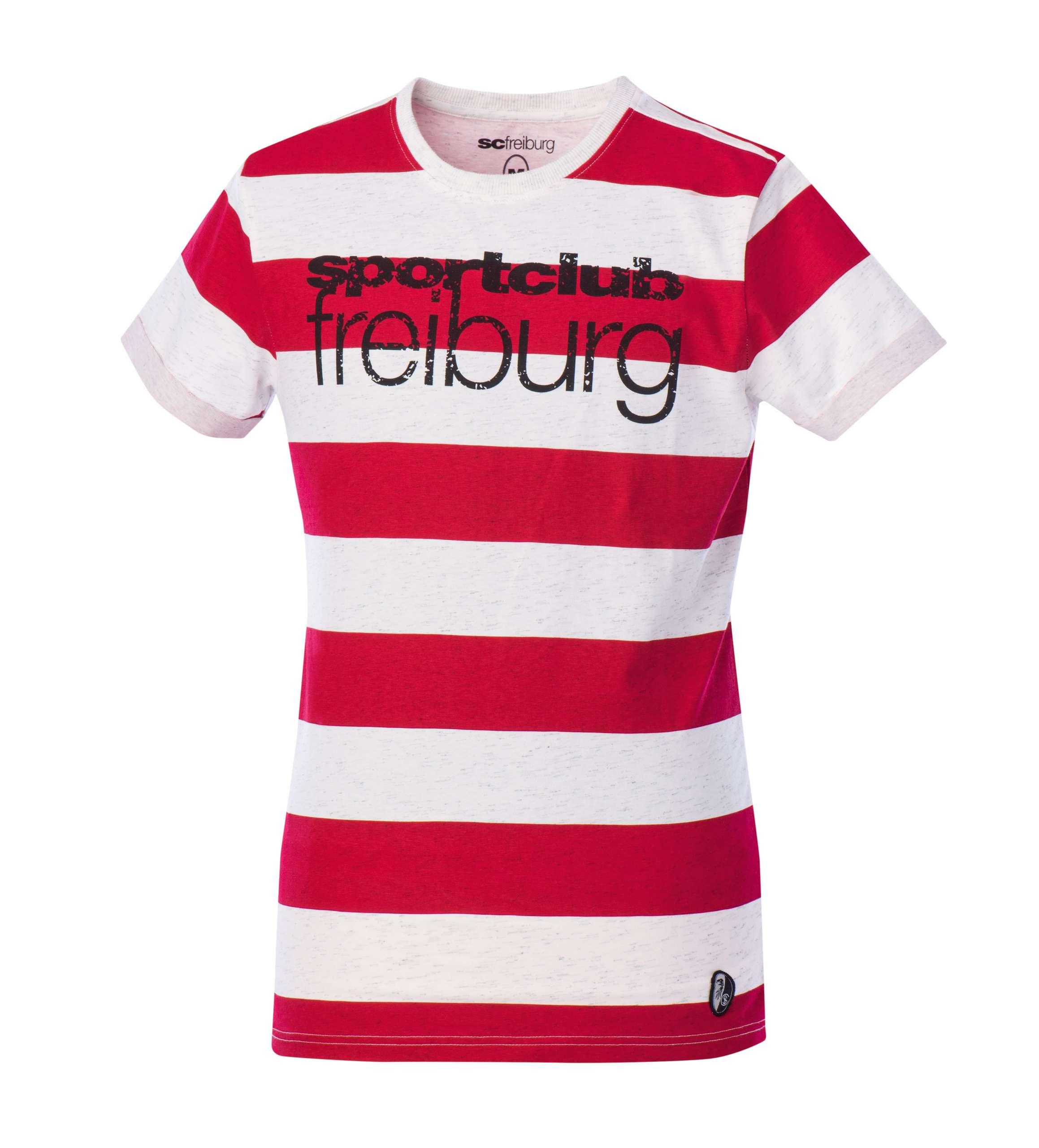 c513e0b8bd1095 Hummel Fussball SC Freiburg Baumwolle T-Shirt 2016 2017 Herren schwarz mit  Logo